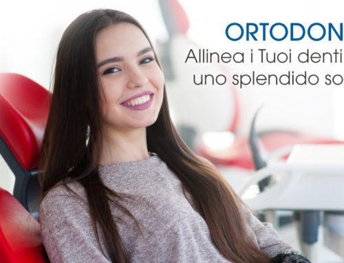 Ortodonzia Personlizzata, allinea i Tuoi denti per uno splendido sorriso